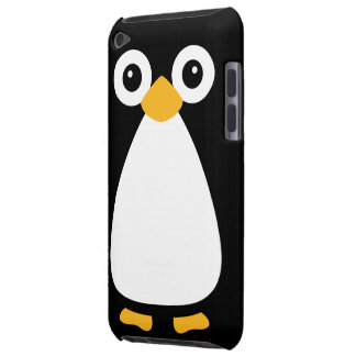 Cute Vector Penguin iPod Touch Case