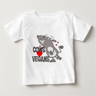 Cute Vegan Gift Baby T-Shirt