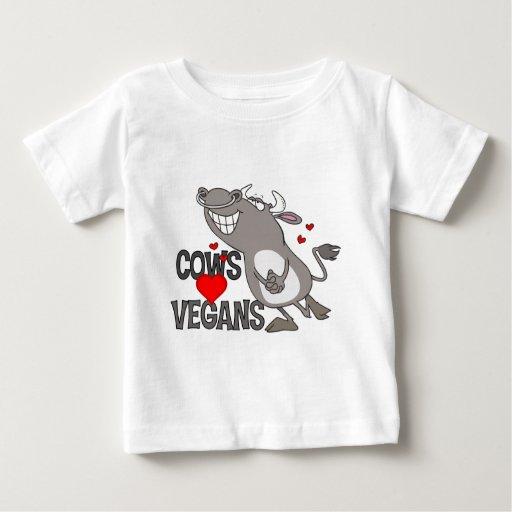 Cute Vegan Gift Baby T-Shirt