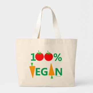 Cute Veganism Vegetarianism Tote Bag