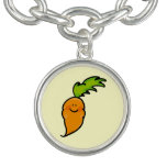 cute veggie carrot bracelets