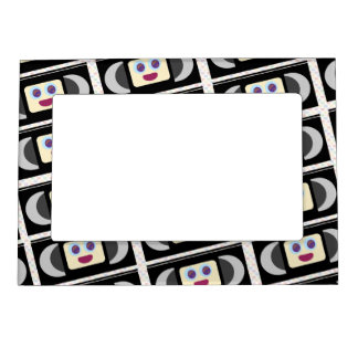 Cute VHS Video Tapes Magnetic Photo Frames