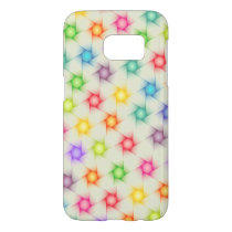 Cute Vibrant Pattern Samsung Galaxy S7 Case