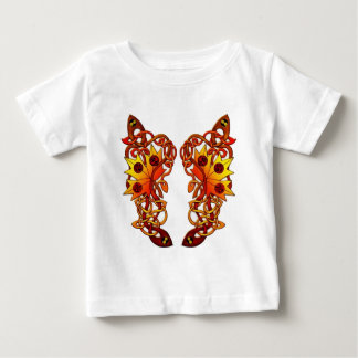 cute vine butterfly wing of love baby T-Shirt