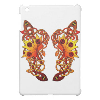 cute vine butterfly wing of love iPad mini cases