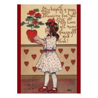 Cute Vintage Children's Valentine's Day Cards