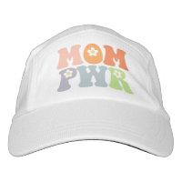 Cute Vintage Mom Powe PWR Performance Hat