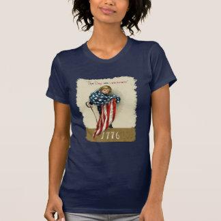 Cute Vintage Patriotic Products Tshirt
