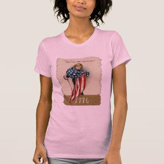 Cute Vintage Patriotic Products T-shirt