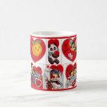 Cute Vintage Valentines Mug