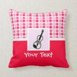 Cute Violin Pillows