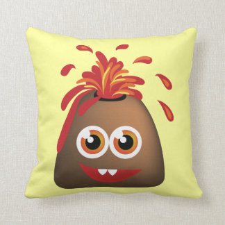 Cute Monsters For Kids Pillows - Decorative & Throw Pillows Zazzle