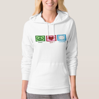 Cute Volleyball Hoodie