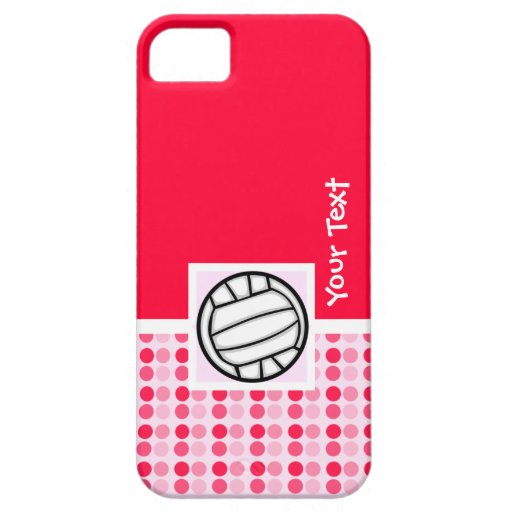 Cute Volleyball iPhone 5 Covers
