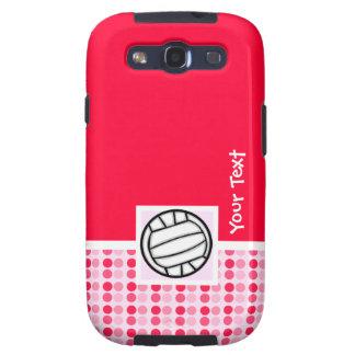 Cute Volleyball Samsung Galaxy SIII Case