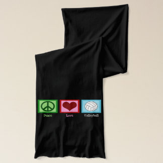 Cute Volleyball Scarf