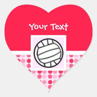 Cute Volleyball Sticker