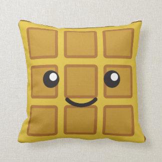 cute pillow clipart. cute waffle throw pillow clipart