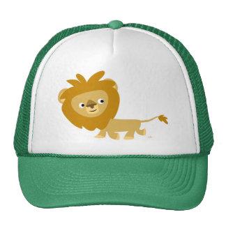 Cute Walking Cartoon Lion Hat