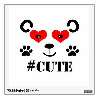 #Cute Wall Sticker