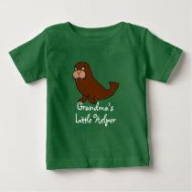 Cute Walrus Baby T-Shirt