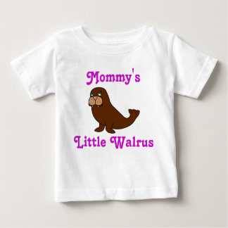Cute Walrus Baby T-Shirt