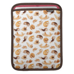 iPad Sleeve with Beagle Phone Cases design
