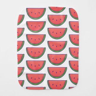 Cute Watermelon Burp Cloth