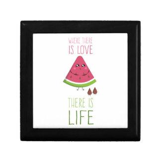 Cute Watermelon Gift Box