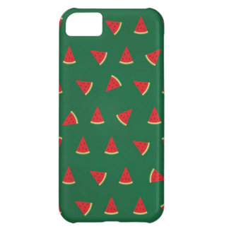 Cute watermelon Pictures Pattern Case For iPhone 5C