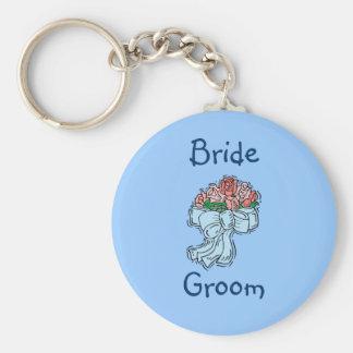 Cute Wedding Favors Keychain