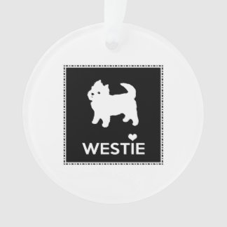 Cute West Highland Terrier - I Love Westies