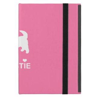 Cute West Highland Terrier - I Love Westies iPad Mini Covers