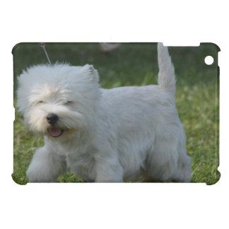 Cute West Highland Terrier iPad Mini Cases