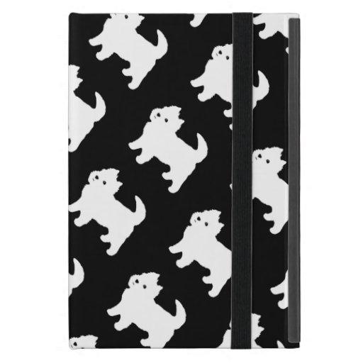 Zazzle Cute West Highland Terrier - Westie Pattern Case F...