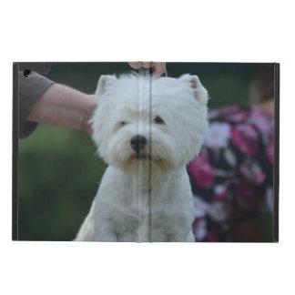 Cute West Highland White Terrier iPad Air Case