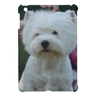 Cute West Highland White Terrier iPad Mini Covers