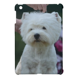 Cute West Highland White Terrier Cover For The iPad Mini