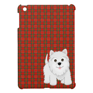Cute West Highland White Terrier Puppy Dog iPad Mini Covers