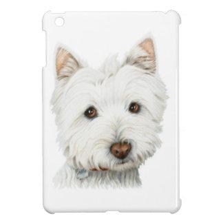Cute Westie Dog  iPad Mini Case
