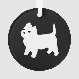 Cute Westie - West Highland White Terrier