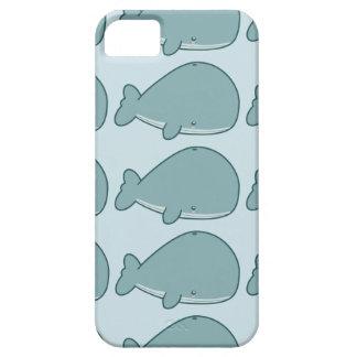 Cute Whale iPhone SE/5/5s Case