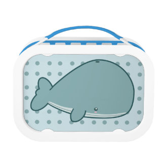 Cute Whale Lunch Box
