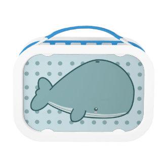 Cute Whale Lunch Box
