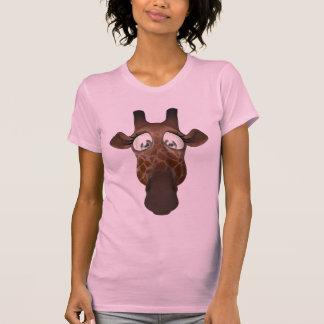 Cute Whimsical Giraffe T-Shirt