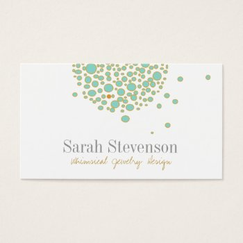 Browse products at zazzle with the theme music business cards cute whimsical jewelry designer business card reheart Images