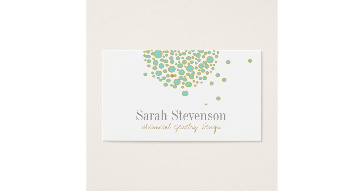 Jewelry Design Business Cards | Best Business Cards