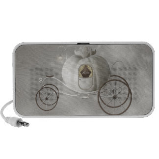 Cute, Whimsy Cinderella Story iPhone Speakers