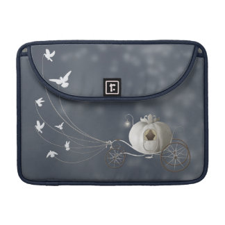 Cute, Whimsy Cinderella Story Sleeve For MacBook Pro