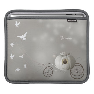 Cute, Whimsy Cinderella Story Sleeve For iPads